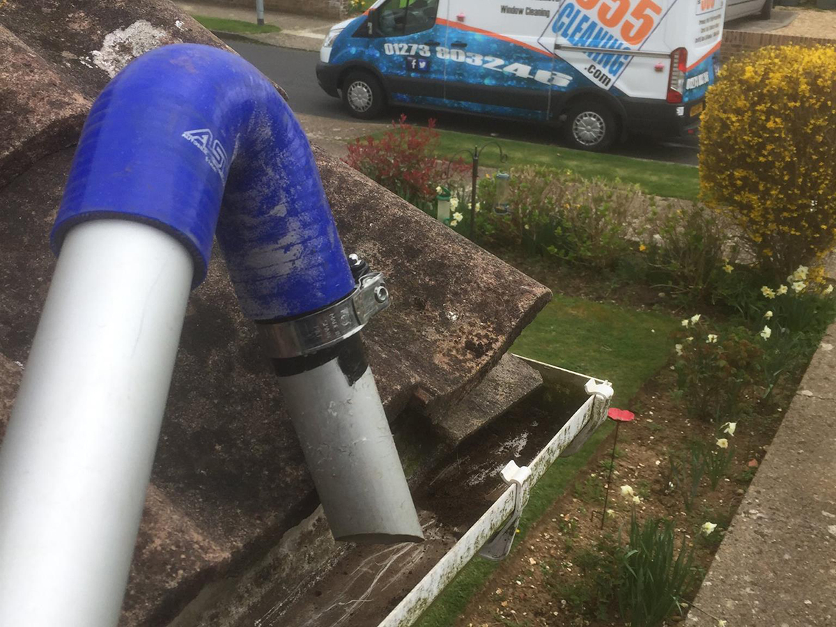 Best gutter cleaning East Sussex